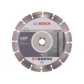 Диск диамантен за сухо рязане на бетон Bosch /ф230/