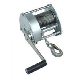 Лебедка ръчна със стоманено въже Brano LN /500 кг, 10 м/