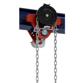Плъзгач релсов Brano Z420-A /1.6 т, 3 м, 58-113 мм/