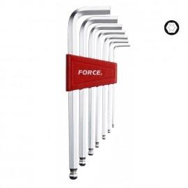 Ключове инчови к-т 7бр. 5072LBS Force