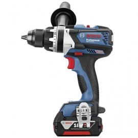 Винтоверт акумулаторен Bosch GSR 18 VE-EC /18 V, 5 Аh, 75 Nm/