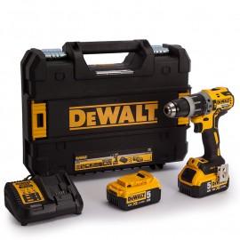 Винтоверт ударен акумулаторен DEWALT DCD796P2 /18 V, 5 Аh, 70 Nm/