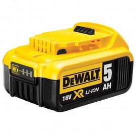 Батерия акумулаторна Li-Ion 18 V, 5.0 Ah Dewalt DCB184 (XR)