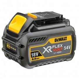 Батерия акумулаторна DCB546 Li-Ion 54-18 V, 2.0-6.0 Ah Dewalt DCB546 (Flexvolt)