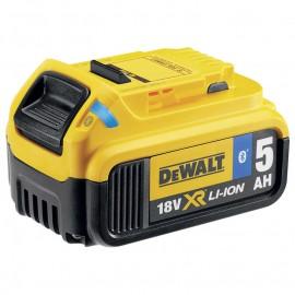 Батерия акумулаторна Li-Ion 18 V, 5.0 Ah с Bluetooth Dewalt DCB184B (XR)