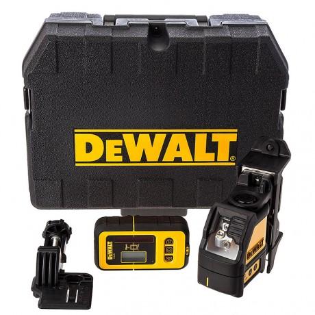 Нивелир лазерен линеен DeWALT DW088KD