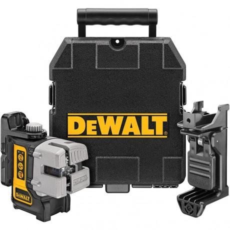 Нивелир лазерен линеен DeWALT DW089K