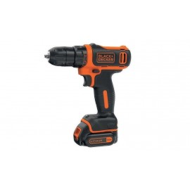 Винтоверт акум.Li-Ion 10.8V,BDCDD12KB Black Decker