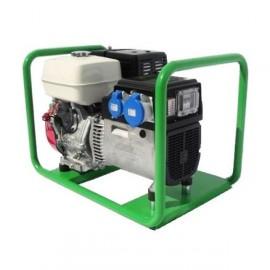 Генератор бензинов Energi EY 7 MBE /6.3 kW, 8.6 к.с., 30,4 А/