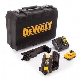 Нивелир лазерен линеен DeWALT DCE088D1G