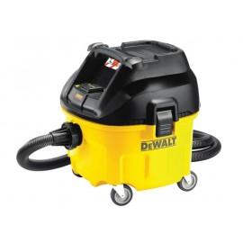 Прахосмукачка електрическа за сухо и мокро почистване 1400 W, 4080 л/мин, 30 л DeWALT DWV901L