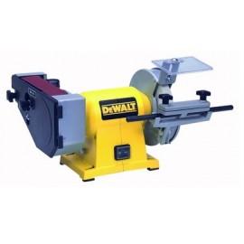 Шлайф DeWALT комбиниран с шмиргел 415 W, ф 150 мм, 577х40 мм, 2750 об./мин, DW753