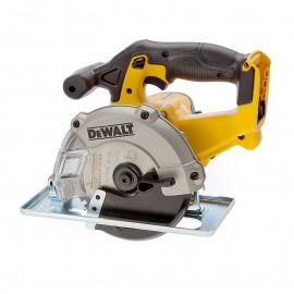 DeWALT DCS373N, Циркуляр ръчен акумулаторен без батерия и зарядно ф 140 мм, 18 V, 3700 об./мин