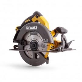 DeWALT DCS575N, Циркуляр ръчен акумулаторен без батерия и зарядно ф 190 мм, 54 V, 5800 об./мин