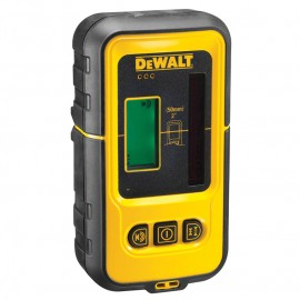 Лазерен приемник за червени линейни лазери DeWALT DE0892 за модели DW088 и DW089