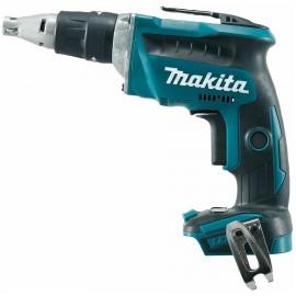 Винтоверт Makita акумулаторен безчетков без батерия и зарядно 18 V, 13.7 Nm, DFS452Z