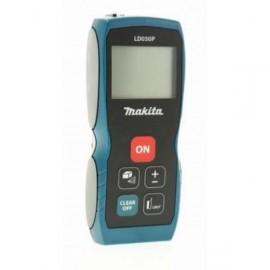 Makita LD050P, Ролетка лазерна с LCD дисплей противоударна 0.05-50 м, +/-2 мм