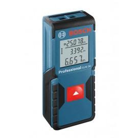 Ролетка лазерна противоударна Bosch GLM 30 /0,05-30,00 м/