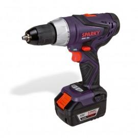 Винтоверт ударен акумулаторен Sparky BUR2 18 Li HD /18 V, 4 Аh, 75,00 Nm/
