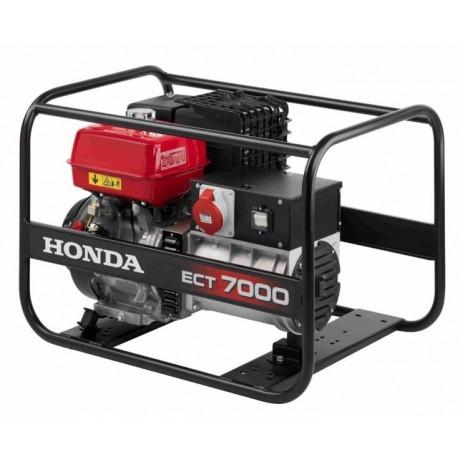 Генератор бензинов ECT 7000, 7.0kW Honda