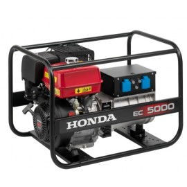Генератор бензинов Honda EC5000 /5 kW, 13 к.с., 19,5 А/