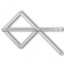 Ъгломер сгъваем SOLA VK 380 /170х380 мм, 0-180о/
