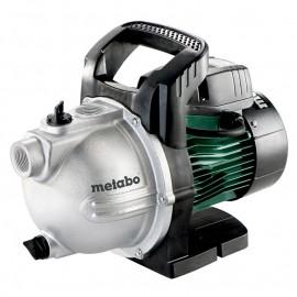"Помпа центробежна самозасмукваща METABO P 2000 G /Q-2 m3/h, 1-1"", Н-30м/"