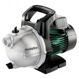 "Помпа центробежна самозасмукваща METABO P 3300 G /Q-3.3 m3/h, 1-1"", Н-45м/"