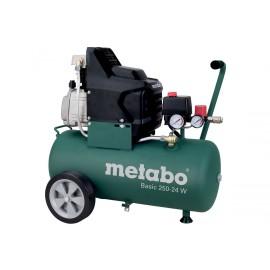 Компресор METABO BASIC 250-24W /1500 W, 24 л, 8 bar/