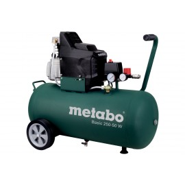 Компресор METABO BASIC 250-50 W SB Basic /1500 W, 50 л, 8 bar/