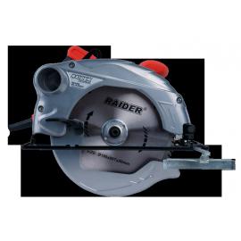 Циркуляр ръчен RAIDER RD-CS22 /1500W, ф190мм/