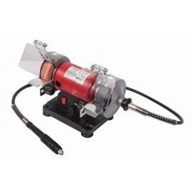 Шмиргел с мини шлифовалка RAIDER RD-BG06 /120W, ф75мм/