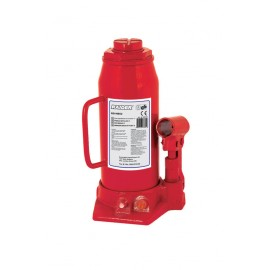 "Крик хидравличен 10т тип ""бутилка"" RAIDER RD-HB10 /H200-385мм/"