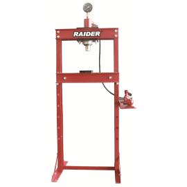 Преса хидравлична 20т с манометър RAIDER RD-HP04