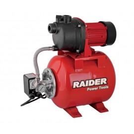 """Хидрофор RAIDER RD-WP800S /800W, 55 l/min, Н40м, 1""""/"""