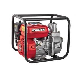"""Помпа водна бензинова RAIDER RD-GWP01 /4.1kW, 196см3, 550 l/min, Н35м, 2""""/"""