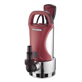 """Помпа водна потопяема RAIDER RD-WP38 /750W, 225 l/min, Н7.5м, 1""""/"""