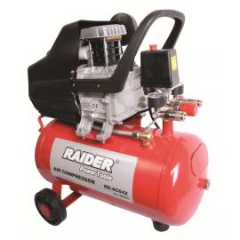 Компресор RAIDER RD-AC04Z /1500W, 24л, 0.8 MPa/