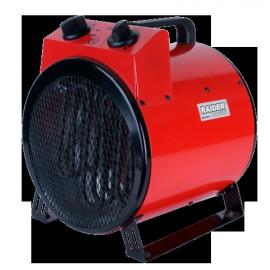 Калорифер електрически RAIDER RD-EFH03 /3kW, 30м3/