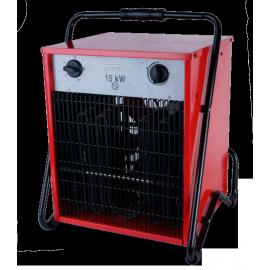 Калорифер електрически RAIDER RD-EFH15 /15kW, 120м3/