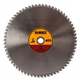 Диск циркулярен HM Ø 355х25,4х2,2 мм за черна стомана DeWALT