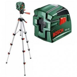 Нивелир лазерен линеен Bosch PCL10