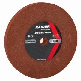 Диск за шмиргел червен Ø 75х10х20 мм G120 165126 RAIDER
