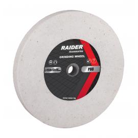 Диск за шмиргел бял Р60 Ø 200х20х16 мм RAIDER
