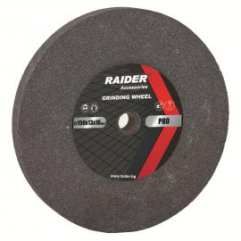 Диск за шмиргел сив Р60 Ø 200х20х16 мм RAIDER