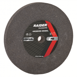 Диск за шмиргел сив Р60 Ø 200х40х20 мм RAIDER