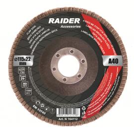 Диск ламелен Ø 125, А-60 RAIDER