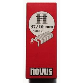 Кламер за такер 6 мм, 5000 бр., Тип 37 Novus