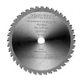 Диск циркулярен за алуминий ф192 х 20 х 1.85 719248A Jepson