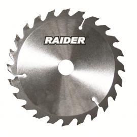 Диск за циркуляр за метал и дърво Ø 110х24Тх20 мм за RD-CS25 RAIDER